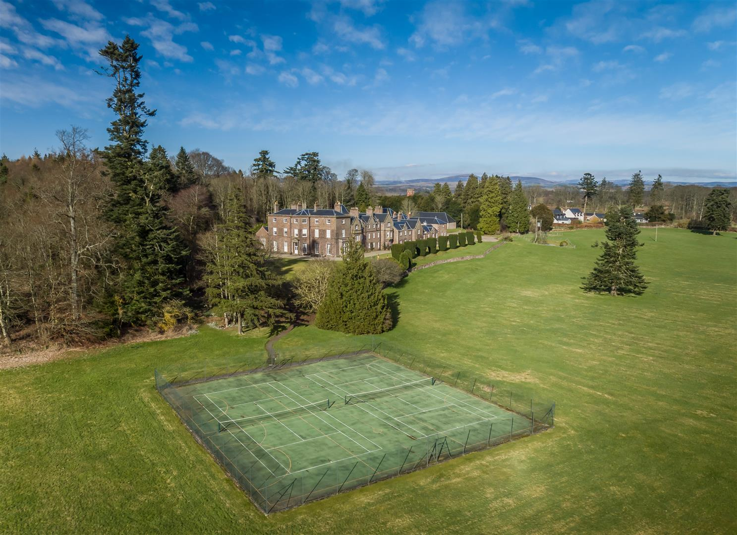 The Lowes, Arthurstone House, Meigle, Blairgowrie, Perthshire, PH12 8QW, UK